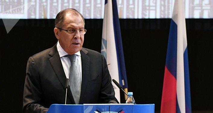 Sergei Lavrov meets MGIMO students