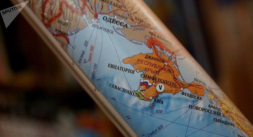 Issue of Russia's Sovereignty Over Crimea is Closed -...