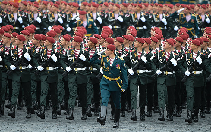 Watch V-Day Parade in Red Square as Russia Celebrates 75th Anniversary of WWII Victory