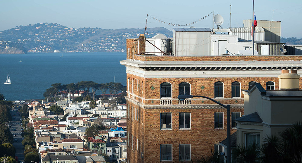 Russian Diplomats Must Leave San Francisco Apartments by...