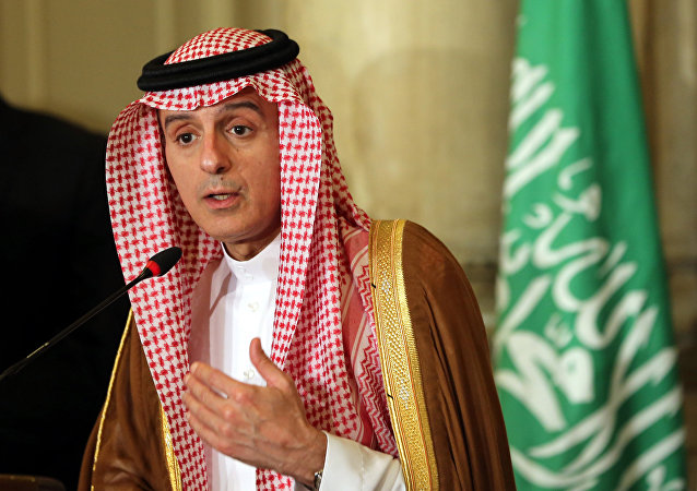 Minister of State for Foreign Affairs of Saudi Arabia Adel Jubeir