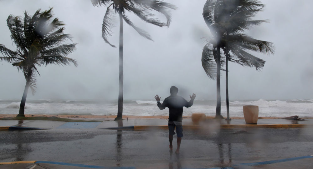 Tropical Storm Likely to Thrash Caribbean Islands Before Heading for Florida, Forecasters Warn