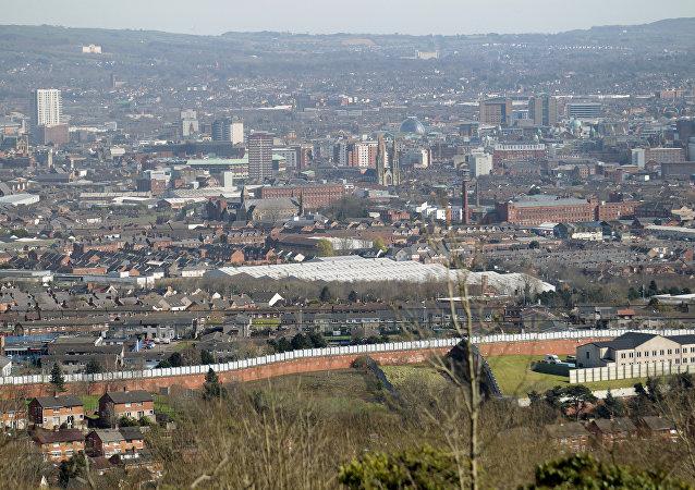 Belfast view. (File)