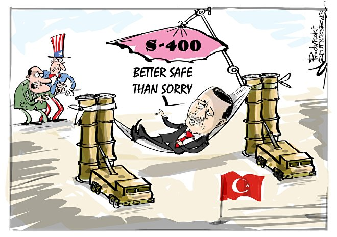 Careful Erdogan
