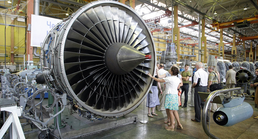 Trouble in Paradise? Chinese-Ukrainian Aircraft Engine Cooperation