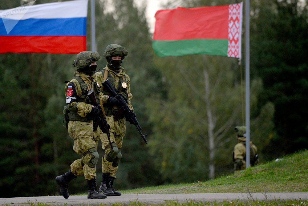 Skills on Point: Russian and Belarussian Forces Show Their Power at Zapad 2017 Drills