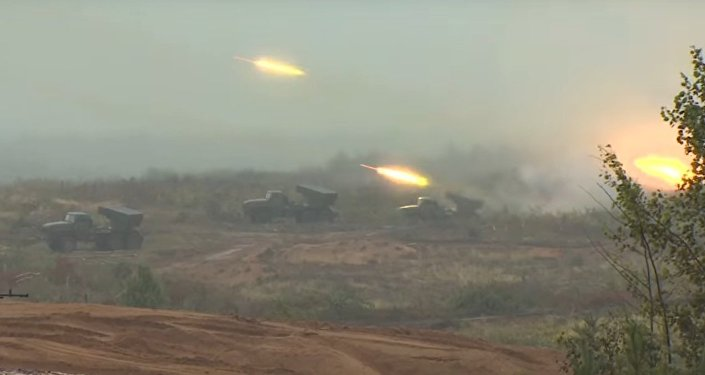 Russia And Belarus Begin Second Stage Of Zapad-2017 Drills