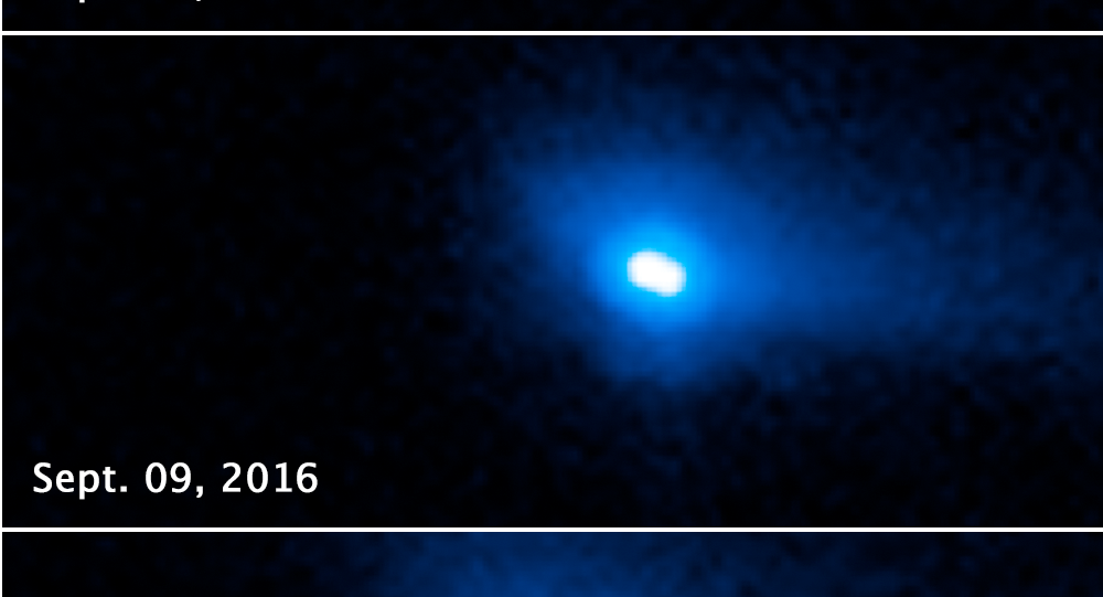 Asteroid Odd Couple Spotted in Space [SEE GIF]