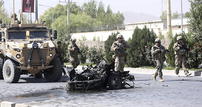 DoD 'Deeply Concerned' by Speed of Taliban's Advance, 'Briskly' Looking for Bases Near Afghanistan
