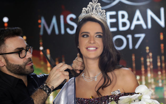 Beauty Unmatched: Meet the Newly-Crowned Miss Lebanon 2017