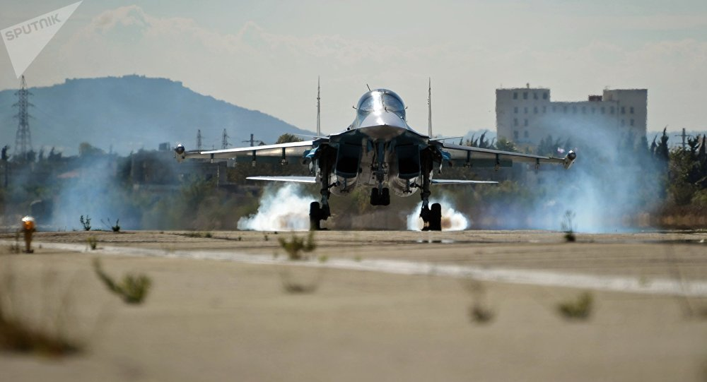 Russian Federation accuses U.S. coalition of hampering its anti-IS operation in Syria