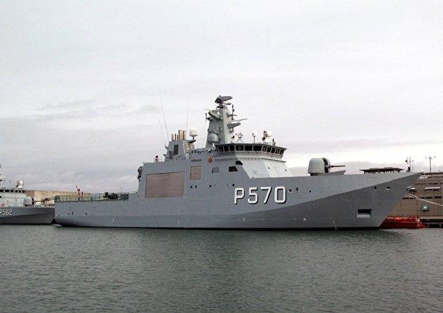 Knud Rasmussen-class ocean patrol craft