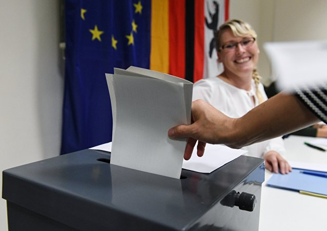 Parliamentary elections in Germany