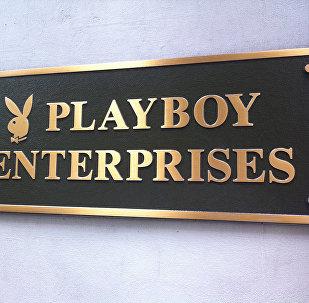 Playboy Sign