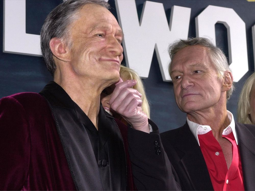 The Face of Sexual Revolution: Playboy Mogul Hugh Hefner