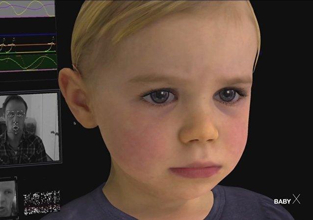 BabyX v3.0 Interactive Simulation Official