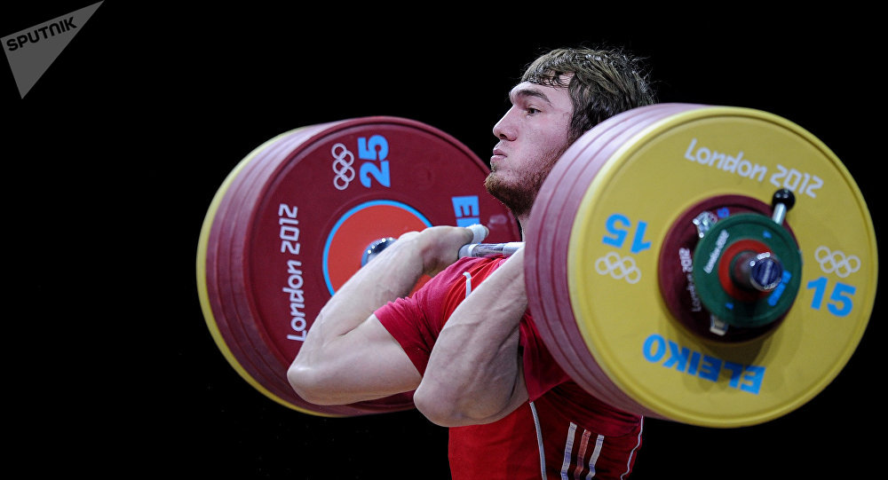 Kazakhstani national weightlifting team suspended by IWF