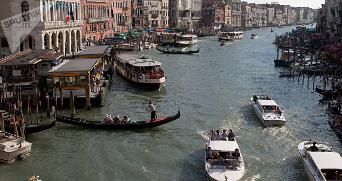Views of Venice. (File)