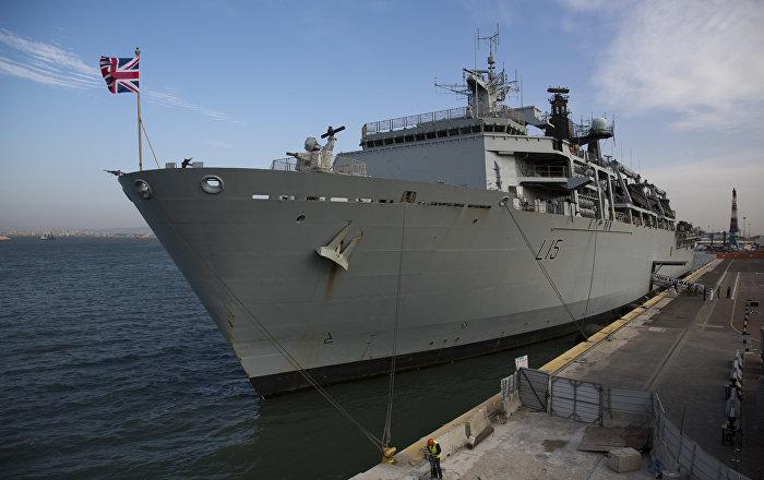 Four of the UK's Major Warships Never Left Dock in 2018 - Report
