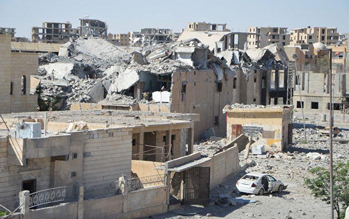 US-Led Coalition Killed Over 1,600 Civilians in Syria's Raqqa - Amnesty