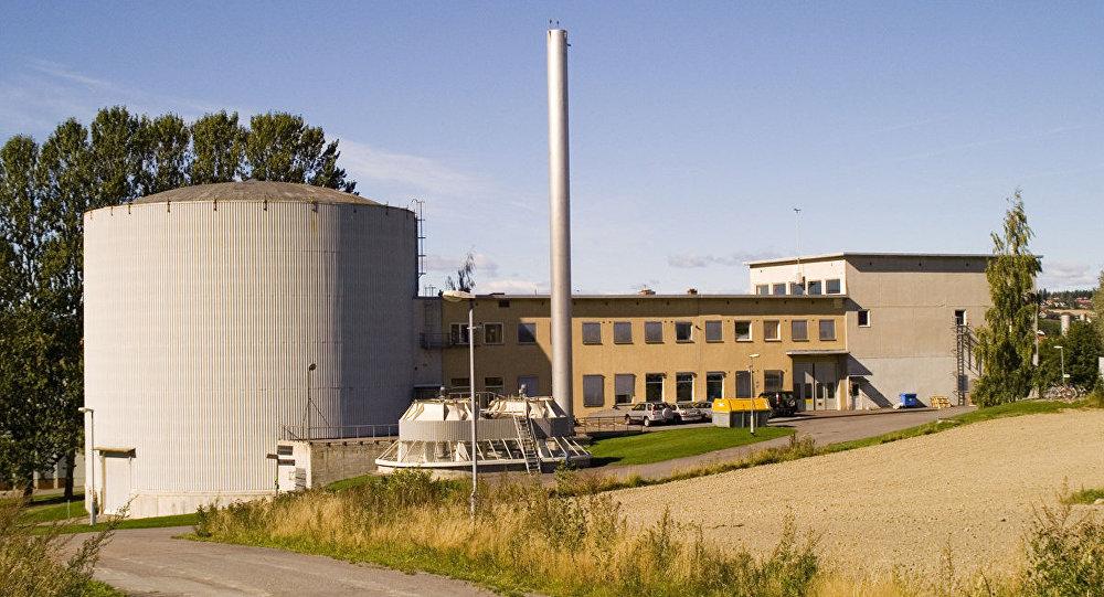 JEEP II, Nuclear power plant at Kjeller, Norway