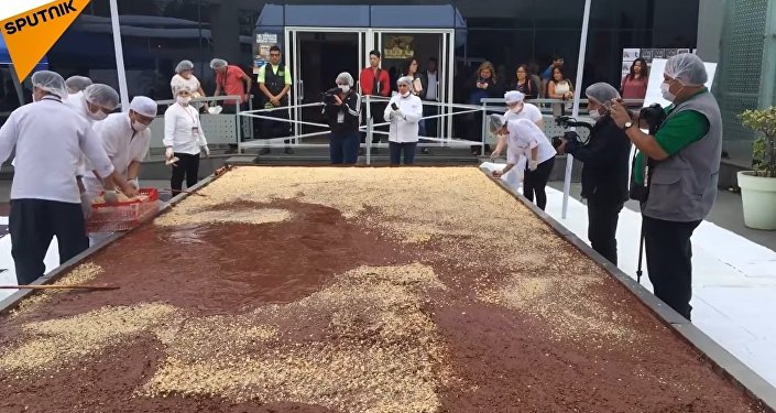 World's Biggest Chocolate Bar