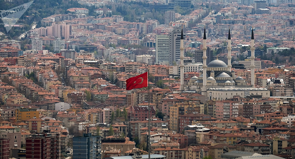 Turkey summons US Chargé d'Affaires over Syria issue
