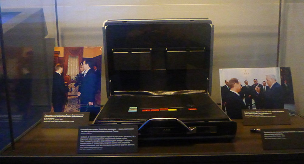 Russian nuclear briefcase