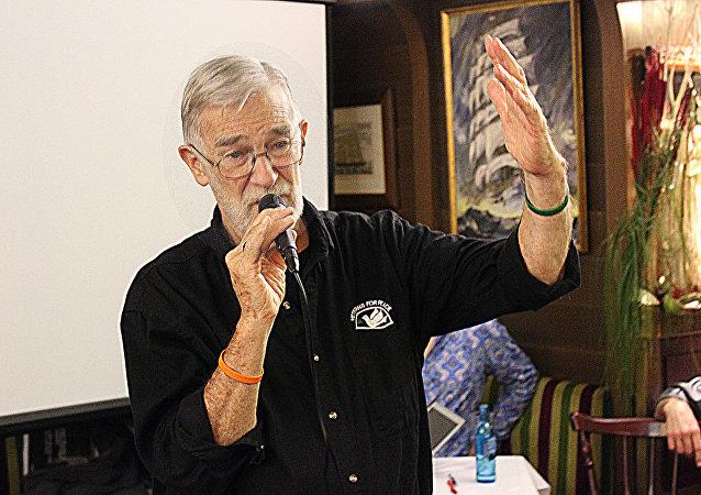Veranstaltung mit Ray McGovern