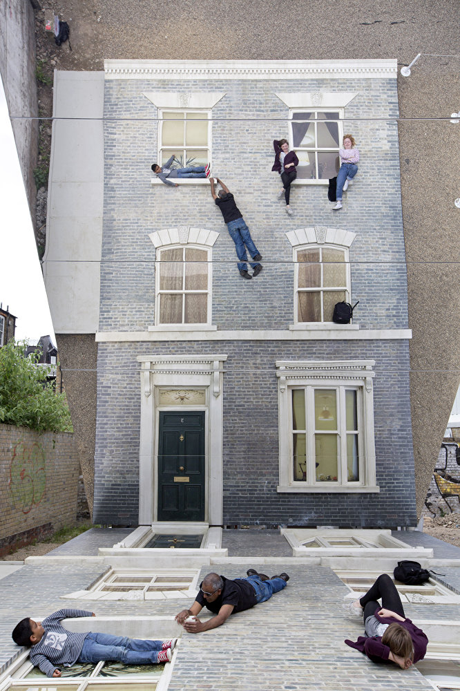 The Most Cunning Optical Illusions in Architecture
