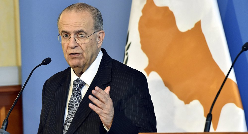 Foreign Minister of Cyprus Ioannis Kasoulides