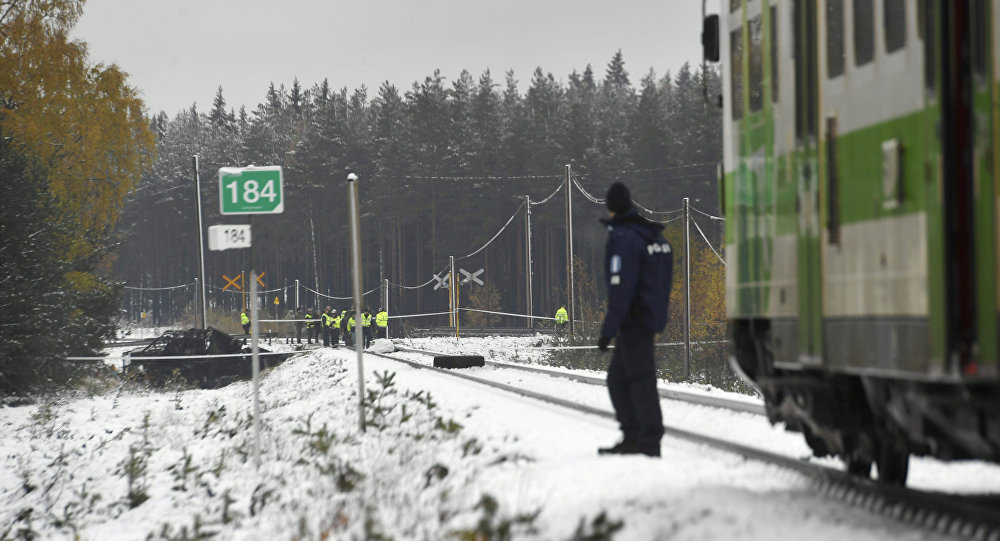 Three Soldiers Killed In Train Crash In Finland