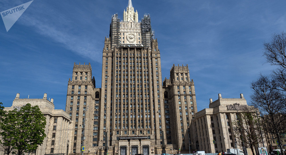 EU's Cybersanctions Against Russian Citizens Politically Motivated, Foreign Ministry Says