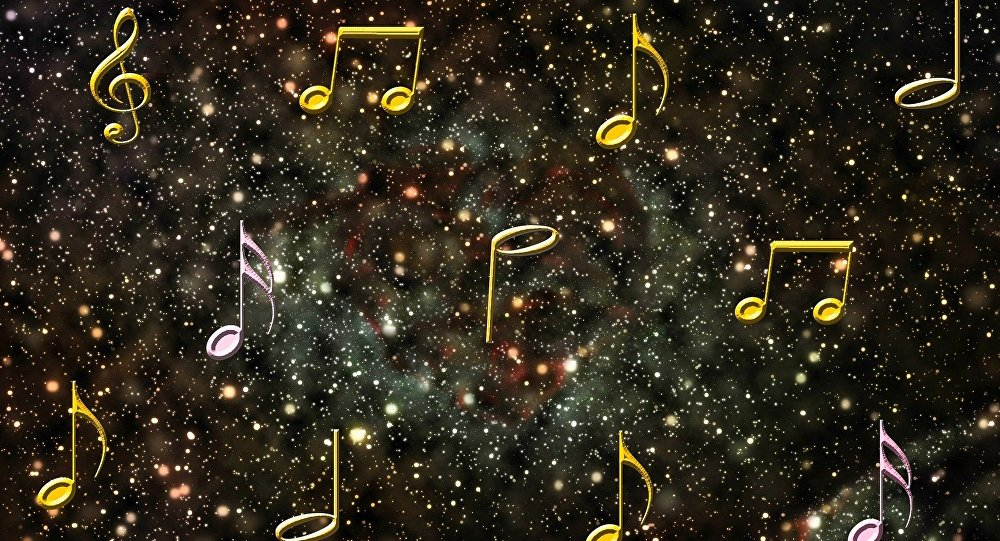 nasa space recordings sound - photo #29