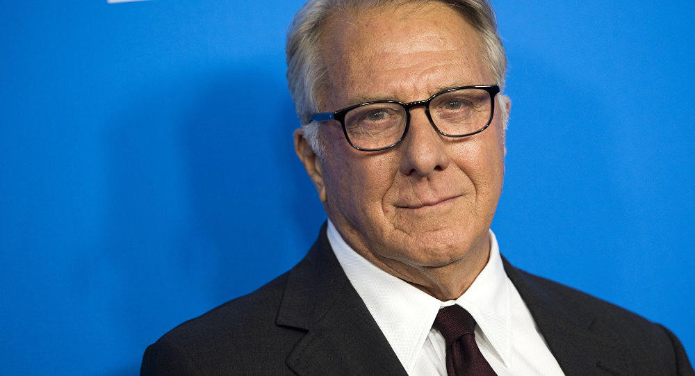 Actor Dustin Hoffman attends The Hollywood Foreign Press Association's Annual Grants Banquet on August 2, 2017 in Beverly Hills, California