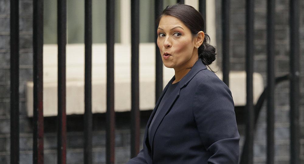 Priti Harsh Words: UK Home Secretary Priti Patel Sparks Ire After Slamming 'Dreadful' BLM Protests