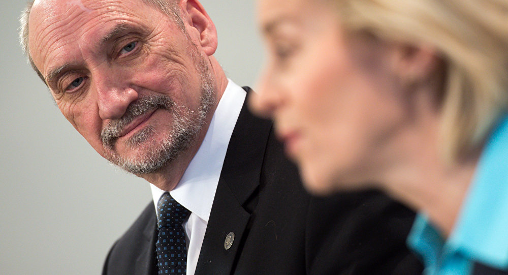 Warsaw Accuses German Defense Minister Of Meddling In Polish