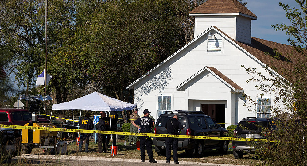 Multiple people killed in shooting at Texas church