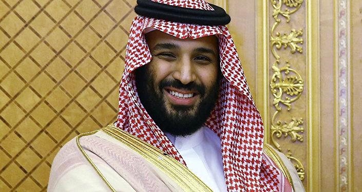 Saudi Crown Prince Mohammed bin Salman (File)