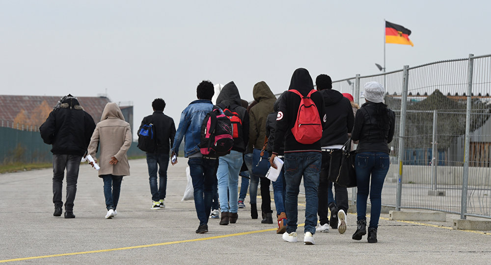 German pilots ground 222 flights after refusing to deport asylum seekers