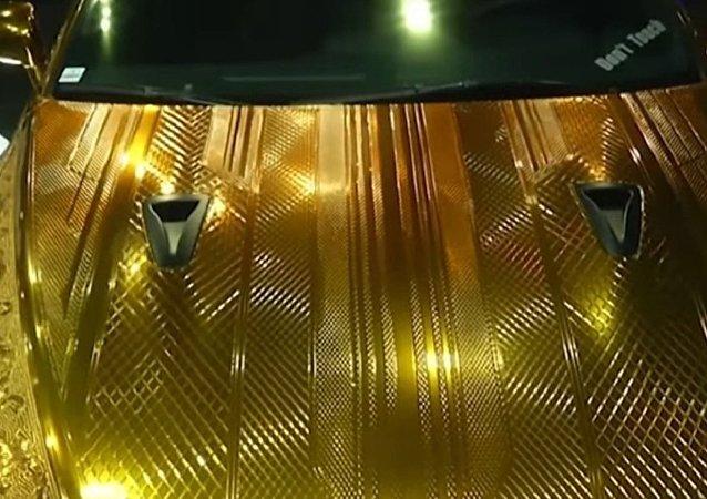 Dubai Motor Show Presents Exclusive Cars