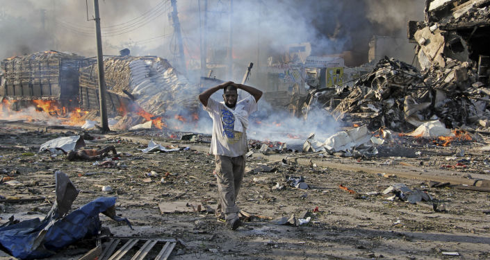 At Least 20 Killed in Suicide Bomber Attack at Army Camp in Somalia's Mogadishu, Reports Suggest