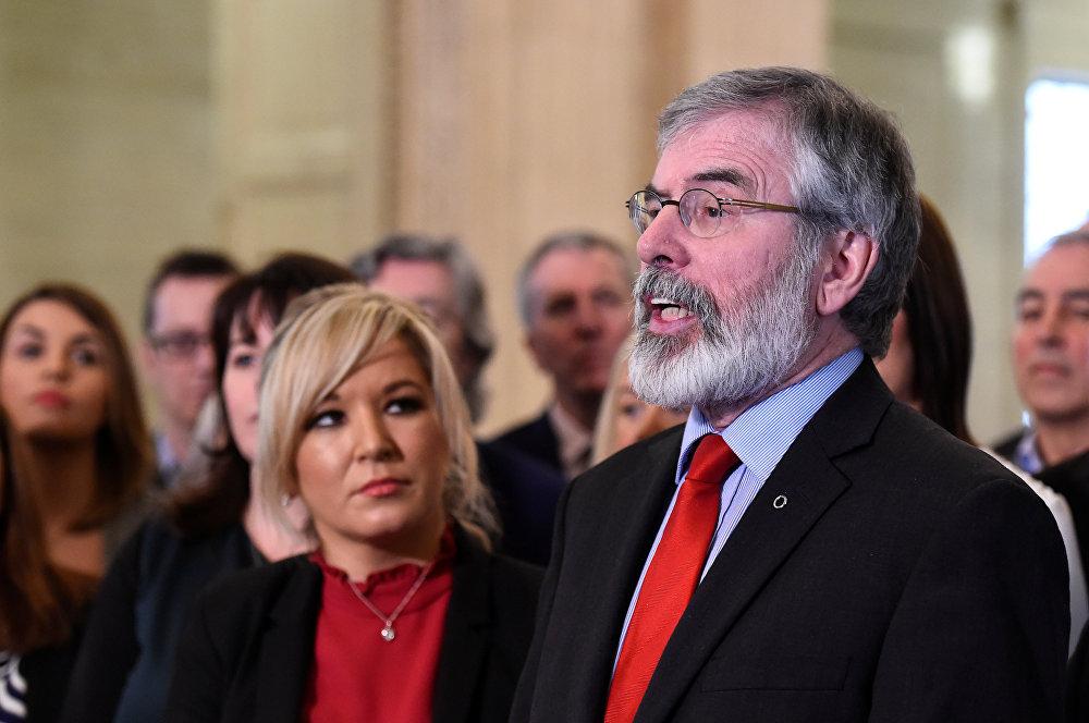 Arlene Foster: Sinn Féin 'glorification of terrorism' a hindrance to deal