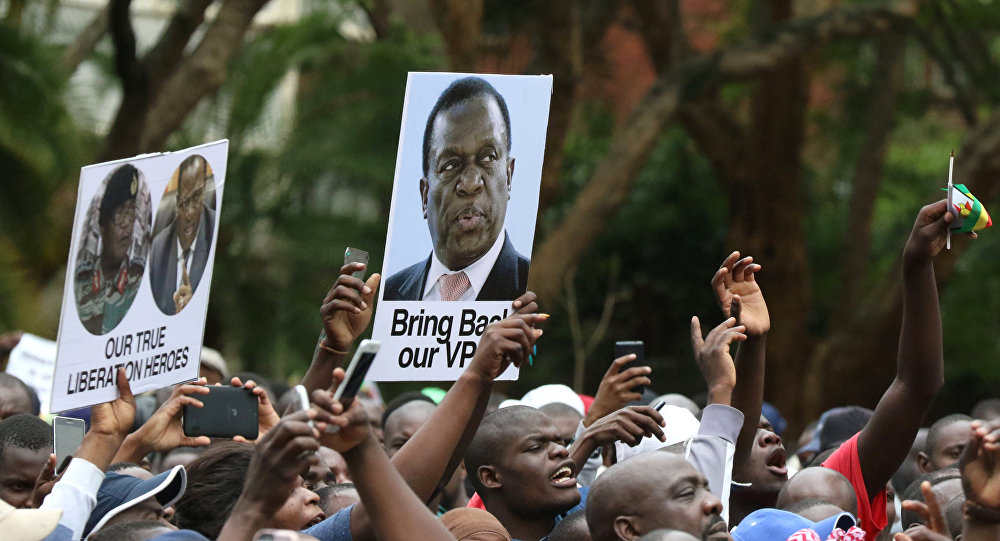 Mnangagwa: The ruthless 'Crocodile' ruling Zimbabwe