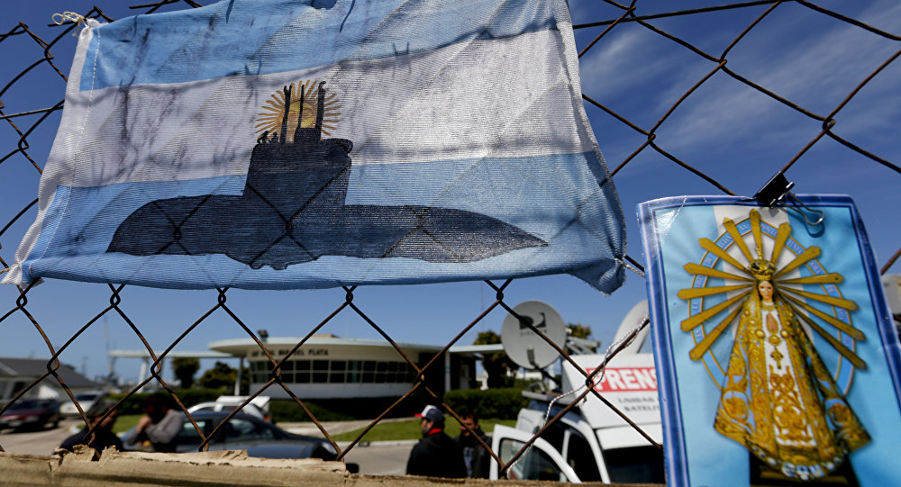 Explosion Heard in Area Where Argentine Submarine Disappeared in South Atlantic