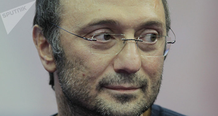 Russian oligarch Kerimov questioned in France over tax evasion