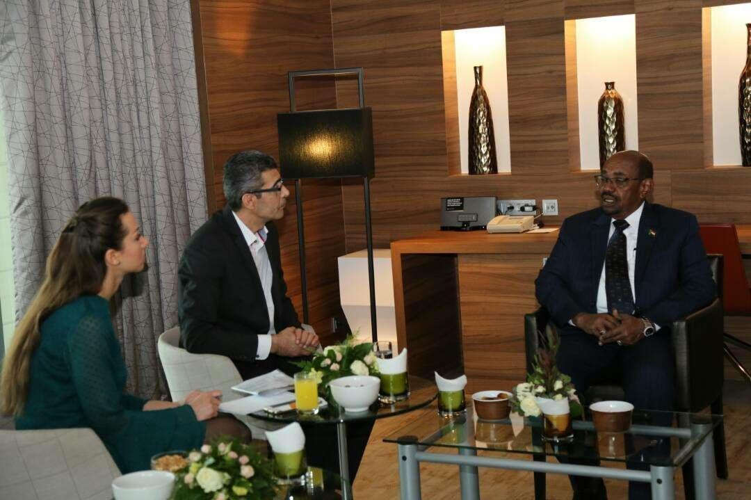 Sudanese President Interview