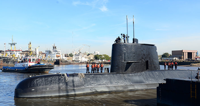 Rescue mission for Argentine submarine crew ends, search for sub continues