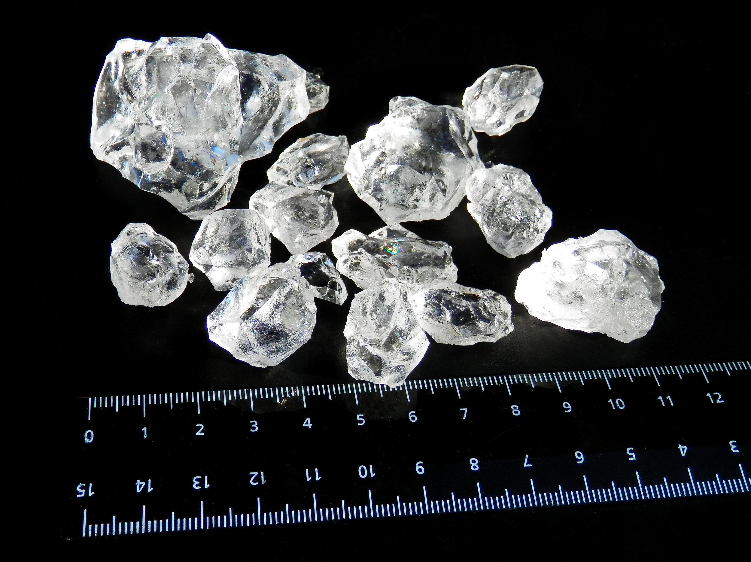 Сarnallite crystals