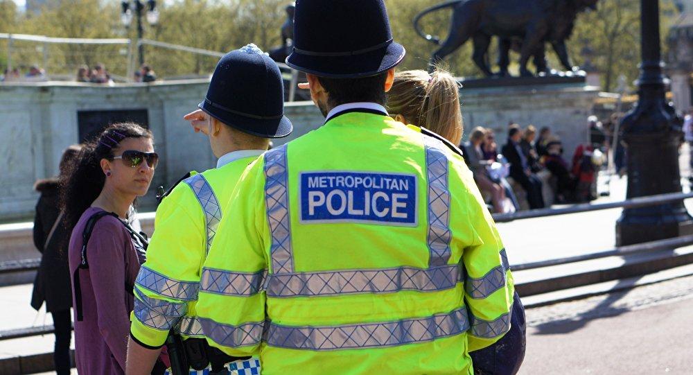 Metropolitan Police, UK